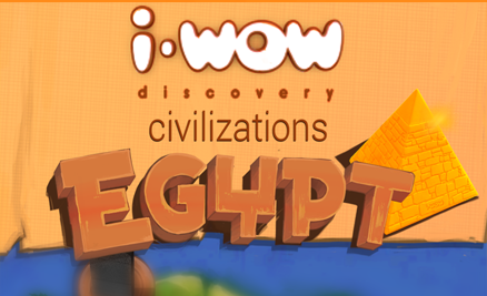 i-Wow Civilizations Egypt
